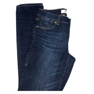 Cabi Jeans High Straight  !! NWOT, Fall 2017 Sz 4